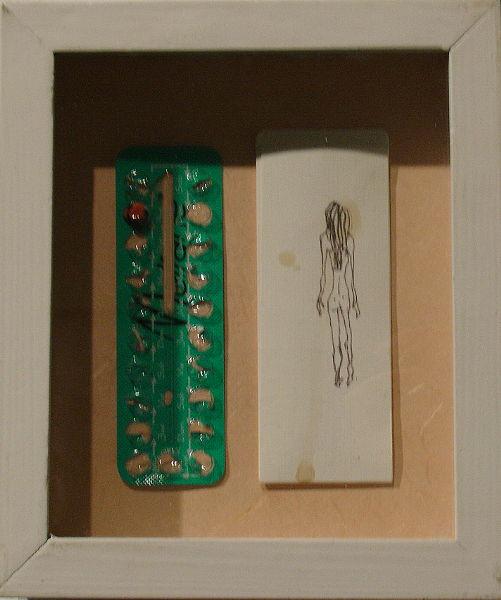 Detalle de la obra El M�todo de Pilar Barrios