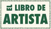 Logo expo libro artista en 24 Feria del libro de Bogotá