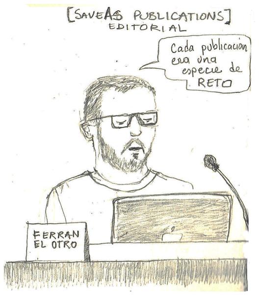 Ilustración Ferrán el Otro - MUSAC