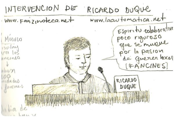 Ponencia Ricardo Duque - MUSAC