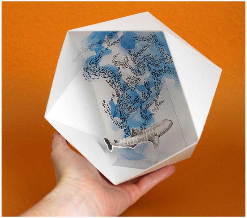 Poliedro 1 Autor: Pilar Barrios Pieza de la expo Objetos de deseo