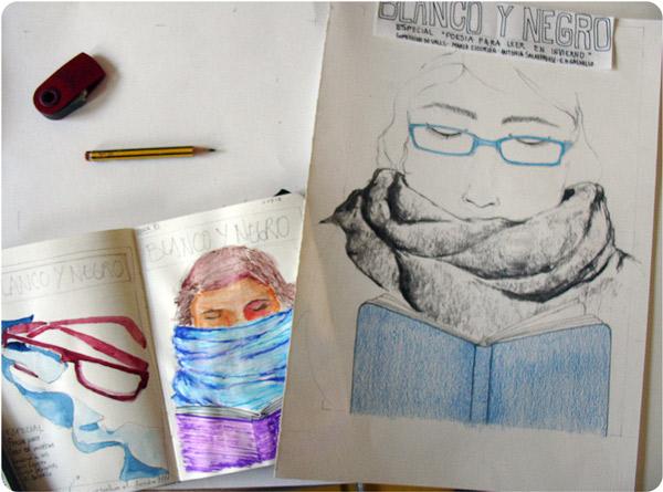 Ilustraciones de Pilar Barrios Taller Duetos IV Museo ABC